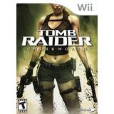 Tomb Raider Inframundo W65
