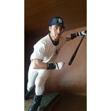 Memorabiblia De Beisbol De Derek Jeter Marca Mcfarlane