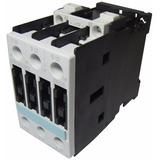 Contactor De 9 A Bobina 220v 4kw 5cv Siemens 3rt1023-1an20