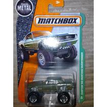 Matchbox Custom 68 Mustang Mudstanger