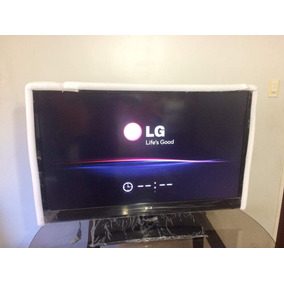 Tv Lg Led Smart 3d Teatro Casero Dvd 5.1