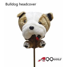 A99 Golf Club Animal Cabeza Cubierta Drivers... (bulldog)