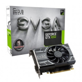Placa Vga Evga Geforce Gtx 1050 Gaming 2gb Pci-express 3.0