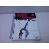 Livro Tudo É Matemática. 6º Ano Luiz Roberto Dante