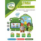 Tablet Para Niños. El Mundo De Tabi. Eurocase. Con Mochila.