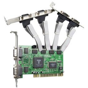Placa Multiserial Com 6 Portas Comtac, 9051