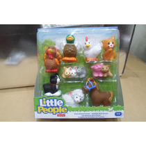 Little People Animales De La Granja Fisher Price