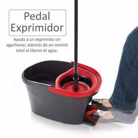 Kit Limpieza Cubeta Limpiador Easy Wring & Clean Vileda