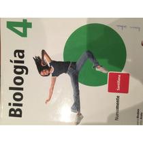 Biologia 4 Editorial Santillana