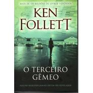 Livro O Terceiro Gêmeo De Ken Follet