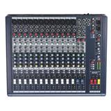 Consola Mezcladora Profesional Mpmi12 Soundcraft + Envio