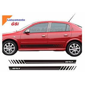 1ba30f142 Hacth Original Spoiler Lateral Gm Astra Sedan - Acessórios para ...
