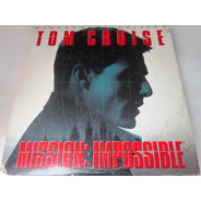 Tom Cruise - Mission: Impossible  Ld