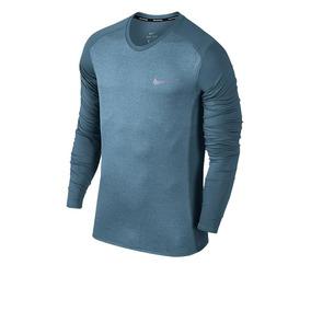 Camiseta Nike Miler Masculina Original