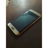 Samsung S6 Edge 32gb 3gb Ram Lector Huellas 16mpx 4k Detalle
