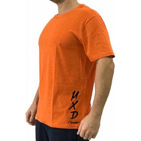 Camiseta Masculina T-shirt Camisa Blusa Slim Fit Manga Curt