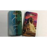 3 Case Tpu + Película Plástico Celular Motorola Razr I Xt890