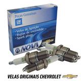 Jogo Velas Ignicao 16v 1.0 1.6 Corsa Classic 1997 A 2004
