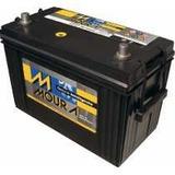 Bateria Moura Log Diesel 100ah M100he Original De Montad