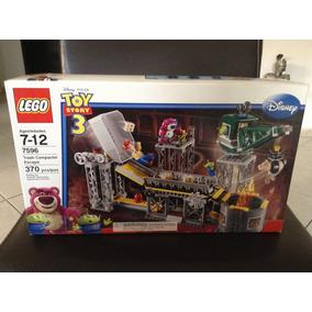 Lego Set 7596 Toy Story 3 Trash Compactor Escape