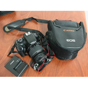 Camara Reflex Canon Rebel T3. Muy Poco Uso