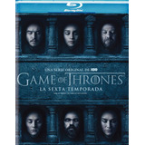 Juego De Tronos - Game Of Thrones - Temporada 6 - Blu-ray