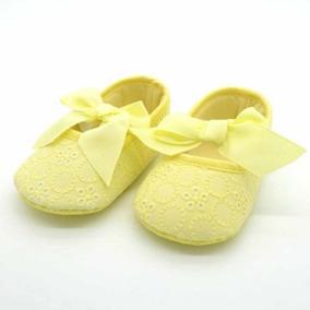 Zapatos Para Bebe Zapatitos De Niñas De 6-12 Meses Babynova