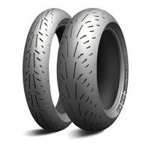 Par Pneus Michelin Supersport Evo 120 + 190/55 Cbr1000 R1 F4