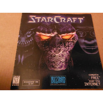 Starcraft 1 Pc Videogame By Blissard Ciencia Ficcion Space