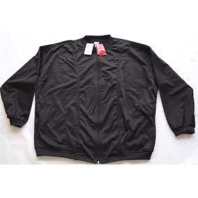 Blusa Extra Grande Plus Size Tactel Aveludado Com Ziper