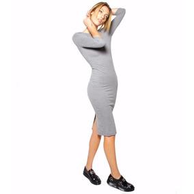 Sarkany Sculp - Vestido Mujer Con Gota En Espalda