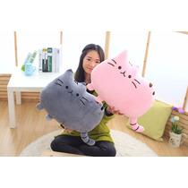 Almofada Formato Gato - Travesseiro Gatinho - Pelúcia Gato