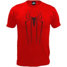 Remera The Amazing Spiderman Ac Estampas