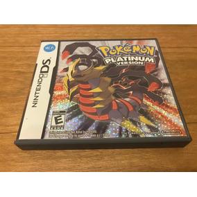 Nintendo Ds: Pokémon Platinum