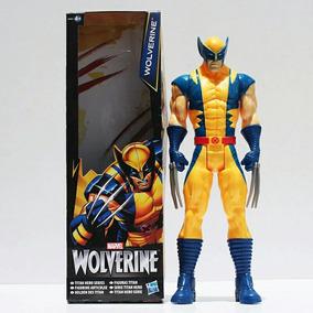 Boneco Wolverine Hasbro 30cm Pronta Entrega
