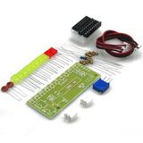 Kit Electrónico Diy Lm3915 Indicador De Nivel De Audio