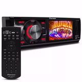 Dvd Pioneer Dvh-7880av Tela 3 C Usb Controle 1 Din Van Carro