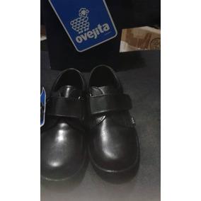 Zapatos Escolares Ovejita Puro Cuero Niño 100 % Cuero