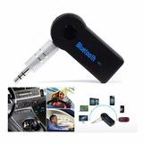 Receptor Bluetooth Para Carros Y Entrada Auxiliar De Equipos