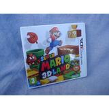 Juego Nintendo 3ds Super Mario 3dland Nuevo