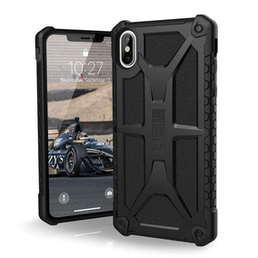 Funda Para Iphone Xs Max 6.5 Monarch Black Uag Original