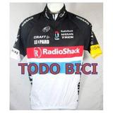 Jersey De Ciclismo Modelo Leopard Radio Shack