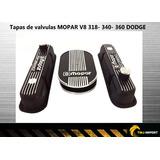 Tapas De Valvulas Mopar Kit V8 - 318 - 340 - 360 Dodge