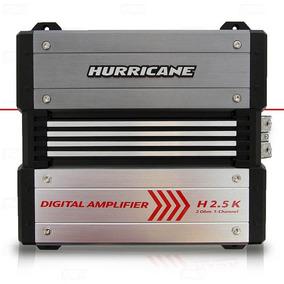 Modulo Amplificador Digital Hurricane 2500 Watts Rms H 2.5k