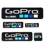 Etiquetas Gopro Hero 6, 5, 4, 3, Etc 10pzs