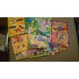 Lote Postales Gigantes Pokemon