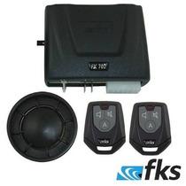 Alarme Automotivo Fks Fk702 Cr 940 Universal Com Travamento