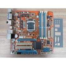 Placa Mãe Itautec St4272 Socket 1155 I3 I5 1 Ano Garantia