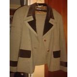 Conjuntos Blazer Y Falda (ropa Vintage) Italiana
