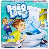 Juego Baño Loco Toilet De Hasbro Original - Nuevo Y Sellado